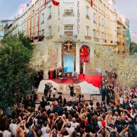 Da snoren blev klippet over i Madrids forfatterkvarter, markerede det en ny æra med religiøs frihed i Spanien, idet fremtrædende personer inden for justits, religion og menneskerettigheder bekendtgjorde, at Scientologi var håbet for deres land.
